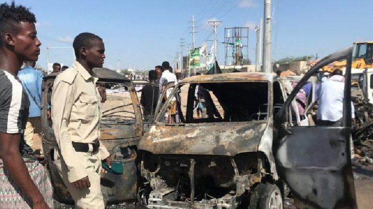Somali'de bombalı araçla saldırı: Türk firma hedef alındı iddiası