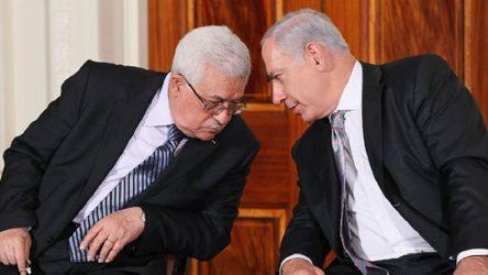 İsrail medyası: Abbas, Netanyahu'ya sert ifadelerle dolu bir mektup gönderdi