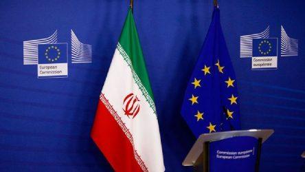 AB'den İran'a Brüksel daveti