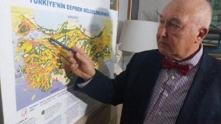 Prof. Dr. Ahmet Ercan: Asıl korkulması gereken Tekirdağ depremi