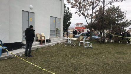 Aksaray Eskil'de tartıştığı kuzenini parkta öldürdü