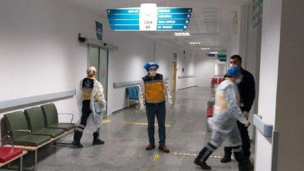 Aksaray Sultanhanı'nda koronavirüs alarmı!