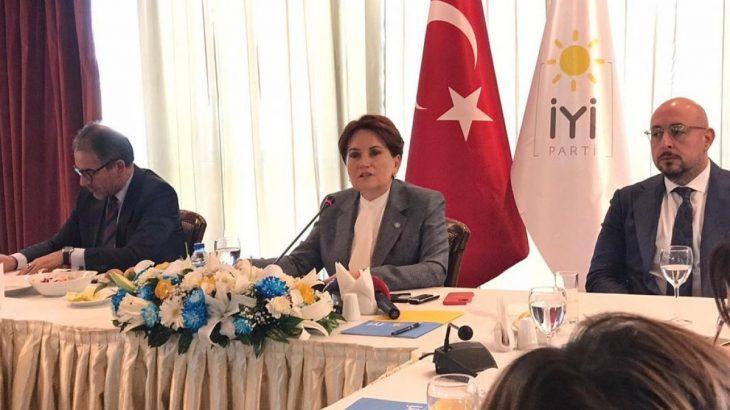 Meral Akşener: Erdoğan adım atacak