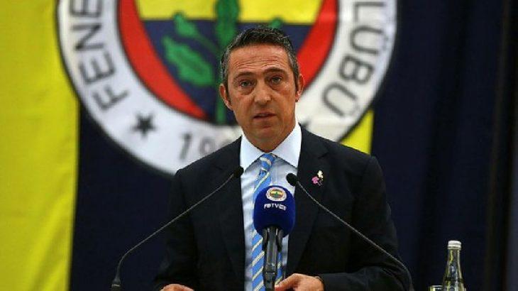 Ali Koç'tan'Berat Albayrak' açıklaması: Trabzonspor sırtını devlete dayamış