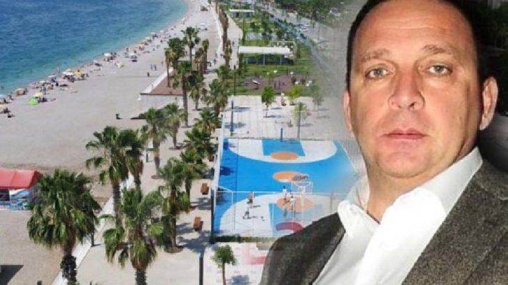 Hülya Koçyiğit'in damadına kiralanan sahilde 15 milyon zarar tespit edildi