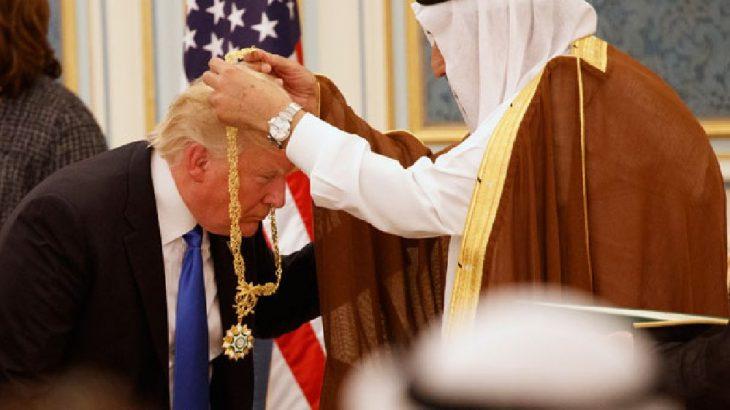 Suudi Arabistan, ABD'ye 500 Milyon Dolar koruma ücreti ödedi