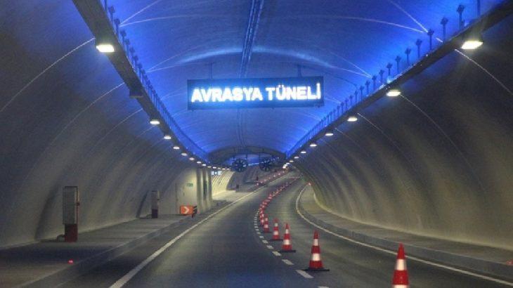 Avrasya Tüneli geçiş ücretlerine yüzde 56 zam