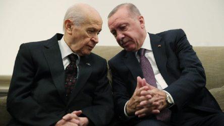 Bahçeli'den Kılıçdaroğlu'na 'Cumhur İttifakı' yanıtı