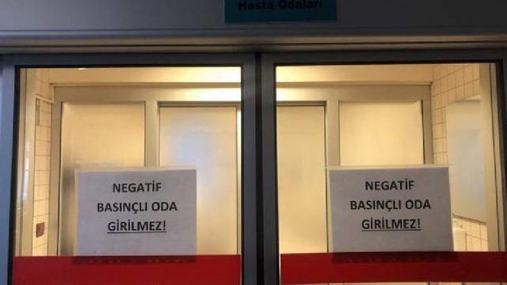 Bakan Koca koronavirüs için 'tedbirlerimizi aldık' demişti: İstanbul'da negatif basınç odası yetersiz