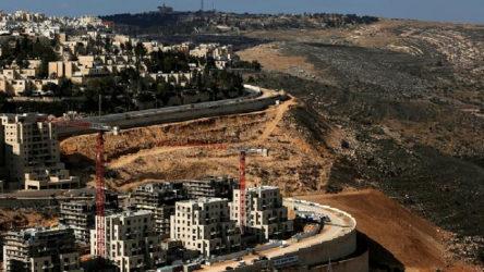 AB: İsrail, Batı Şeria'daki genişlemelerini durdurmalı