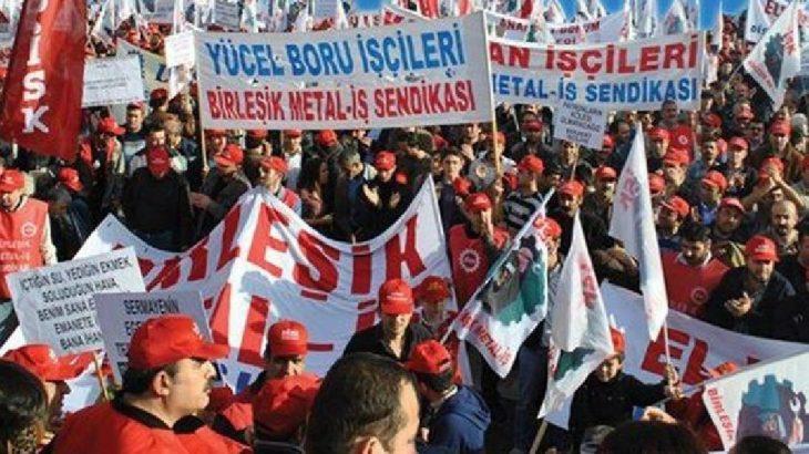 Metal işçileri Gebze'de buluşuyor: Sınıf Tavrı'ndan çağrı