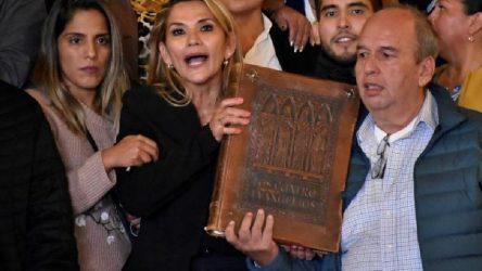 Bolivya'da Amerikancı darbe hükümeti, Küba ile diplomatik ilişkileri kesti