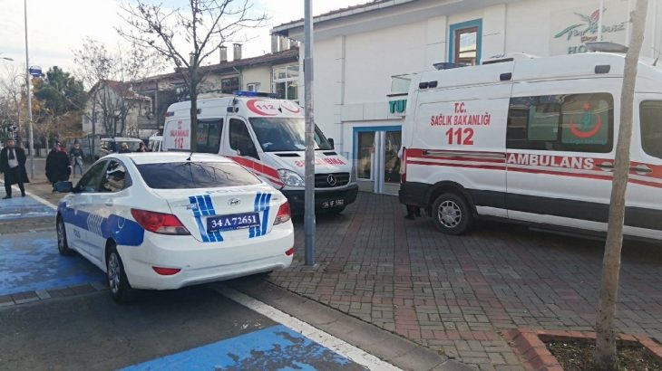 Büyükçekmece'deki bir otelde kadın cinayeti