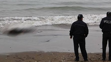 Çanakkale Biga sahilde bir kişinin cansız bedeni bulundu