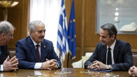 Çavuşoğlu: Yunanistan, Libya'ya barış getirme çabalarını sabote ediyor