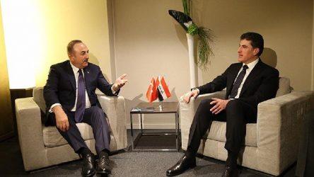 Çavuşoğlu: Irak Kürt Bölgesel Yönetimi ile ilişkileri geliştirmeye devam edeceğiz
