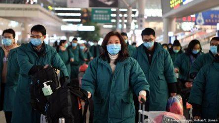 Çin'in Ankara Büyükelçiliği'nden yeni 'koronavirüs' açıklaması