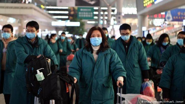 Çin'in Ankara Büyükelçiliği'nden yeni'koronavirüs' açıklaması