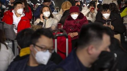 Çin Yeni Yılı kutlamaları salgın nedeniyle iptal edildi