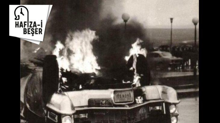 6 Ocak 1969: ODTÜ'de Amerikan büyükelçisi Komer'in arabası yakıldı