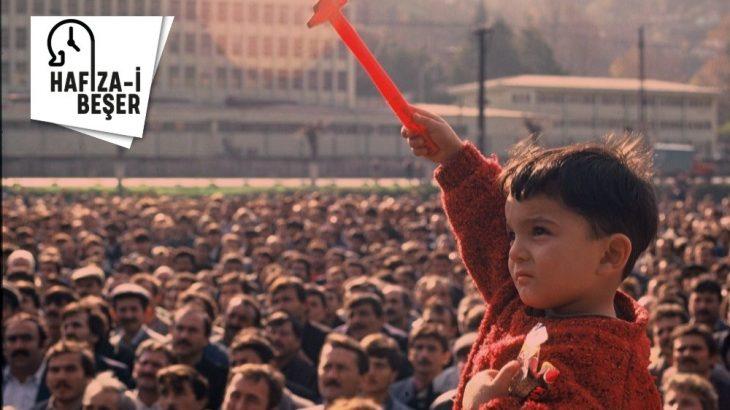 4 Ocak 1991: Zonguldak'ta Büyük Madenci Yürüyüşü başladı