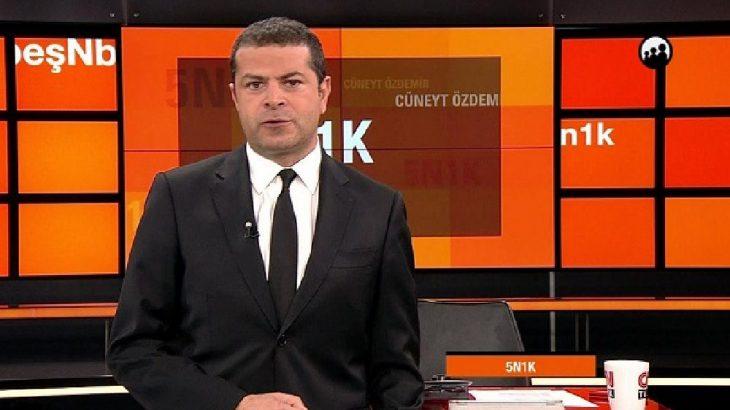 Cüneyt Özdemir'den İmamoğlu'na: Yakışmıyor, böyle bir insana ülkeyi emanet eder misiniz?