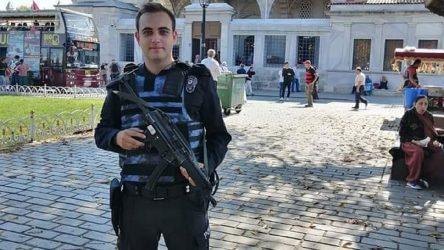 İstanbul'da şüpheli polis ölümü