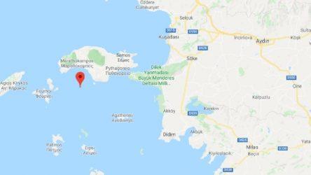Ege'de depremler sürüyor