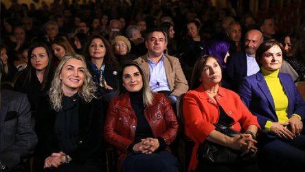 Ekrem İmamoğlu'ndan 'Demirtaş' sorusuna cevap: Eşim, nereye gideceğini bilen Türk kadını, bana soracak halleri yok