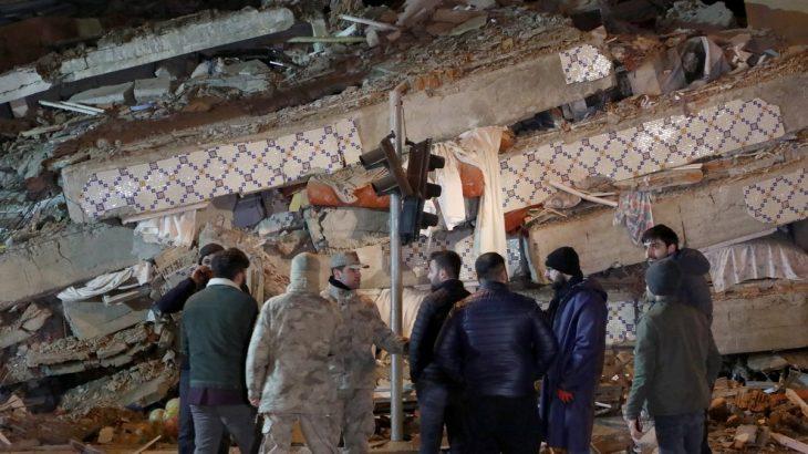 Murat Kurum:Acil yıkılacak ağır hasarlı bina sayısı 3 bin 200