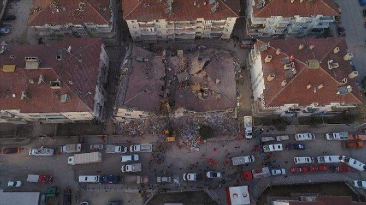Elazığ'da 441 bina'acil' yıkılacak
