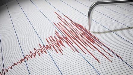 Elazığ'da peş peşe artçı depremler