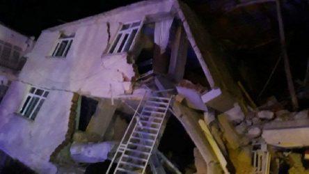 Elazığ Sivrice'de 6.8 büyüklüğünde deprem!
