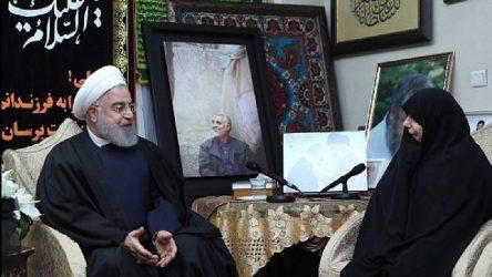 Ruhani: ABD'liler nasıl büyük bir hata yaptıklarının farkında değiller
