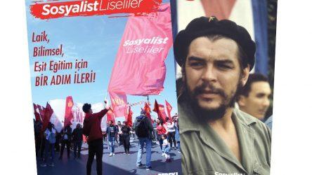 Sosyalist Liseliler dergisinden yeni yılda yeni sayı