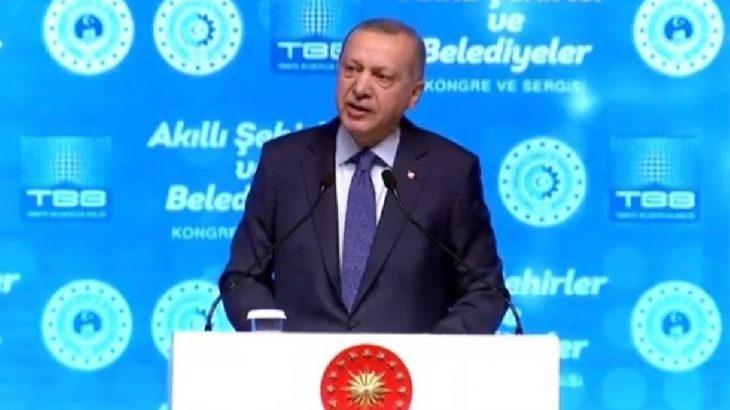 Erdoğan'dan TOKİ başvurusuyla'tespit': Demek ki halkımız bize güveniyor