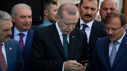 Erdoğan'ın maaşı açıklanmayan 21 danışmanı var!