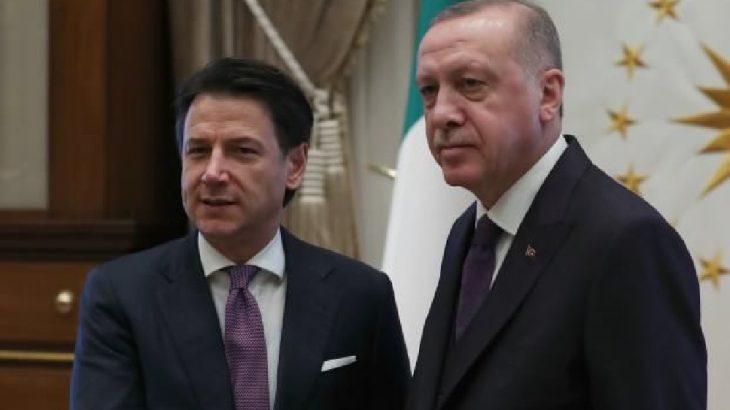 Erdoğan'dan Libya açıklaması: Ateşkes anlaşması imzalanmasını istiyoruz