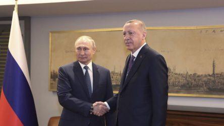 Erdoğan ve Putin'den'Libya'da ateşkes' çağrısı