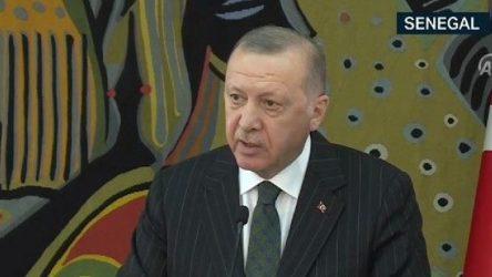 Erdoğan: Hafter maaşlı askerdir, Kaddafi'ye de ihanet etti