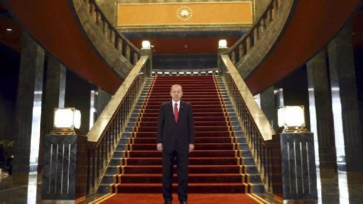 Erdoğan Saray'ı kiralıyor mu?