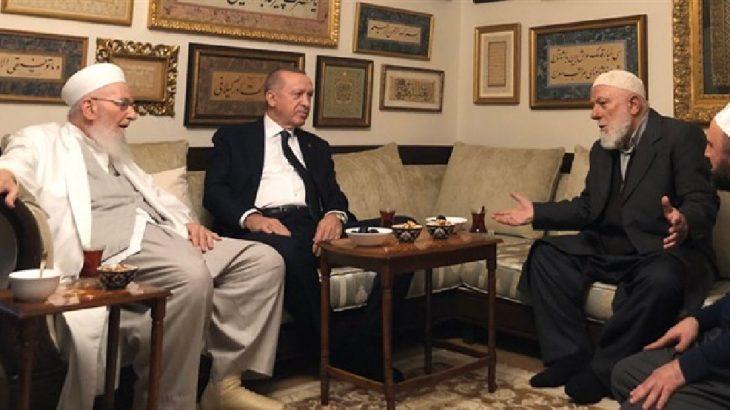 Tarikatlar Erdoğan'ı uyarmış: Ahiretini yakma Tayyip Bey…