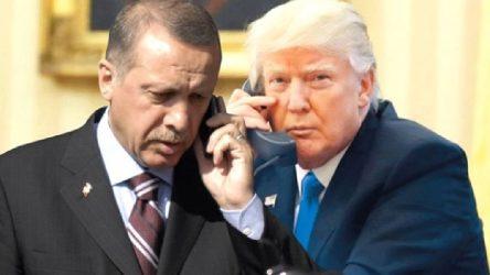 Erdoğan ile Trump arasında'sürpriz' görüşme