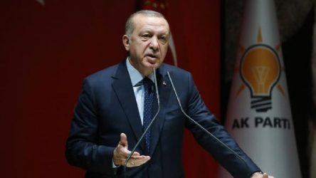 Erdoğan 'FETÖ'nün büyümesinden herkesi sorumlu ilan etti!