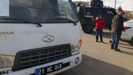 Elazığ Valiliği, HDP'li Ergani Belediyesi'nin yardımlarını kente sokmadı