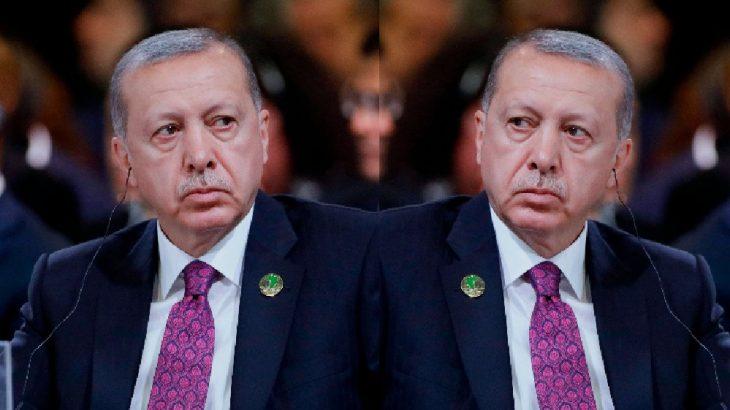 Geçen hafta Erdoğan: Bu adam uluslararası hukuku bilmiyor