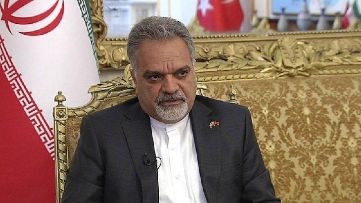 İran Büyükelçisi: Tahran'ın intikam için kararını bekleyeceğiz