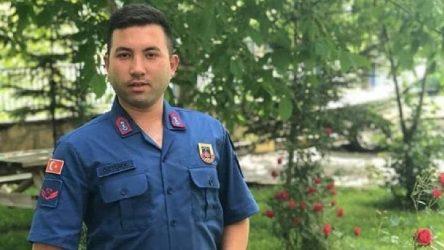 Jandarma komutanlığında şüpheli ölüm