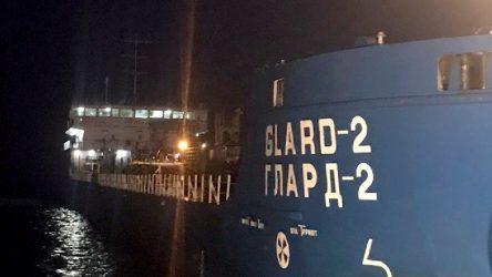 Rumelifeneri açıklarında tanker ile tekne çarpıştı: Kayıplar var