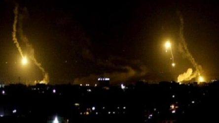 Irak ordusundan Bağdat'taki füze saldırısı hakkında açıklama